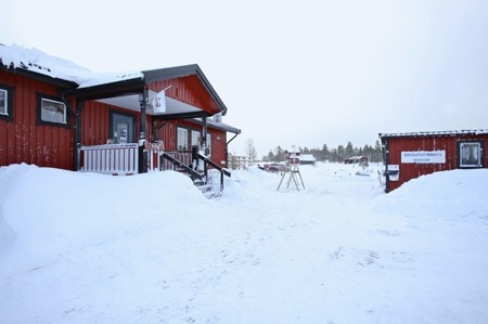 Februari 2015 - Café Ripan och sportshopen.