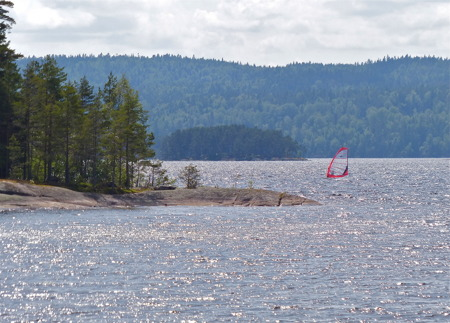 Sjön Foxen