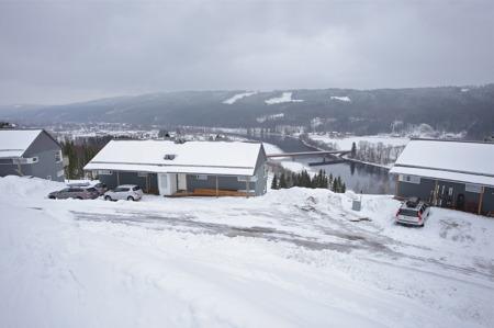 Mattestorp Village vid expressliften.