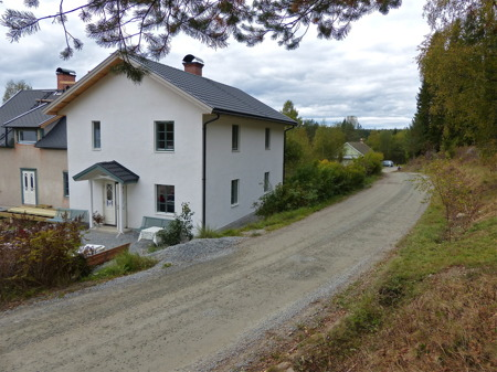 Bagarstugan i Ivarsbyn.