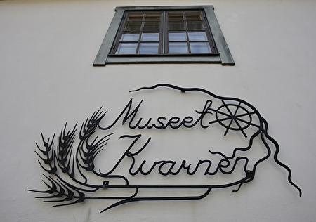 Museet Kvarnen - Nils Ferlin museet och konstgalleri.