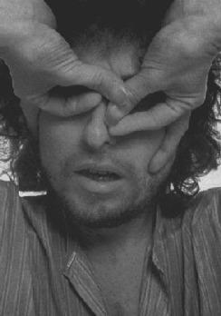 Bob Dylan tycker jag om. Har inte färgat hans bryn dock