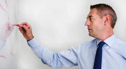 Lars Korduner, Purchasing Manager, Bravida
