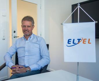 Örjan Magnusson at Eltel Networks
