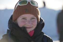 3) Klara Fjellborg