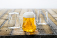 Glass 400 ml, A Material in Motion Series, Photo by Owesson Photography