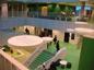Väsby gymnasium ljusgården