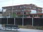 Väsby gymnasium på håll