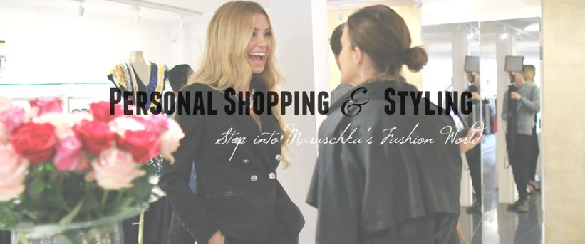 maruschka de margo personal shopping
