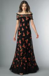 Basix Black Label Evening Gown | Multi