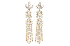 Shourouk Marquise Earrings - Shourouk Marquise Earrings