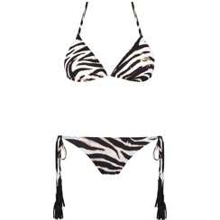 Demadly Bikini | Zebra (please contact boutique to order)