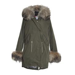 Flo Clo Nobu Jacket   Khaki Green (please contact boutique to order)