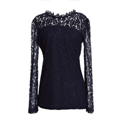 Diego Reiga Kani Blouse | Night Blue