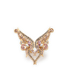 Roberto Cavalli Butterfly Ring - size 14