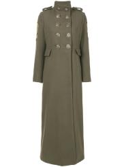 Michele Rossi History Repeats Admiral Coat | Khaki