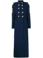 Michele Rossi History Repeats Admiral Coat | Navy