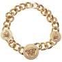Versace Iconic 3 Medusa Medallions Necklace