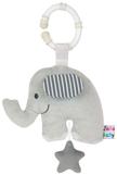 Speldosa - elefant