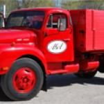 AGA lastbilen
