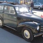 Fiat Topolino hgv