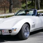 Corvette Cab vit