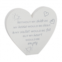 Hjärta, without my....