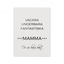 Tavla - Mamma