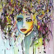 Tears of Love - Gicleétryck