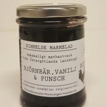 Himmelsk Marmelad - Björnbär, vanilj & Punsch