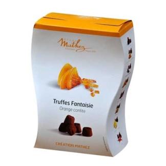 Tryffel - Apelsin