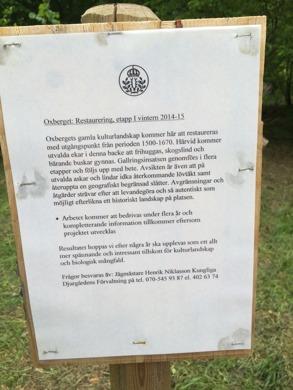 klicka på bilden för större text om Oxberget
