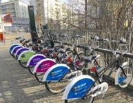 City Bikes Norra Djurgårdsstaden