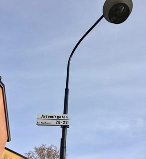 Artemisgatan