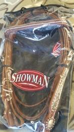 Träns med silver - Silver träns Showman