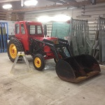 Olas traktor