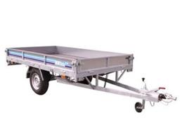 Reko släp, trailer