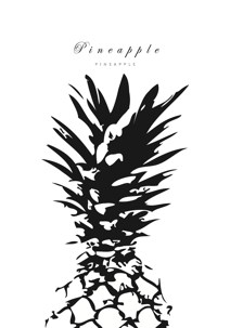 Pineapple 03 - Posterperfect