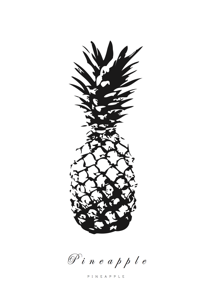 Pineapple 02 - Posterperfect