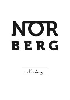 Affisch Norberg - Affisch Norberg - 50x50cm