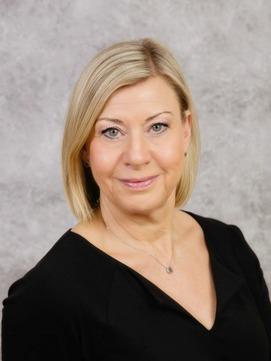 Liselotte Berg Osteopat och Lymfterapeut på Atlantis Wellness i centrala Göteborg