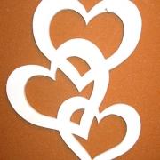 Alla hjärtans hjärta Trippel