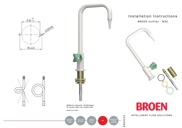 94G0133 - Installation of BROEN UniFlex bench fittings with M30 inlet (560 KB)