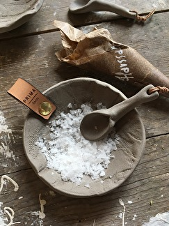 Salt & peppar concrete -