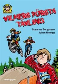 Vilmers första tävling av Susanne Bengtsson