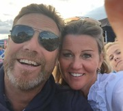 Fredrik och Sussie på G !!