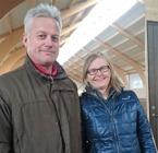 Klaus och Åsa Elvelind