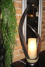 Cocosblads-lampa.