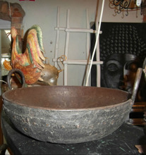 Järnbalja, diameter 45 cm