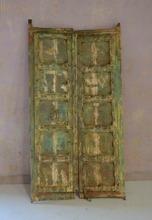 Antik/gammal Indisk Dörr